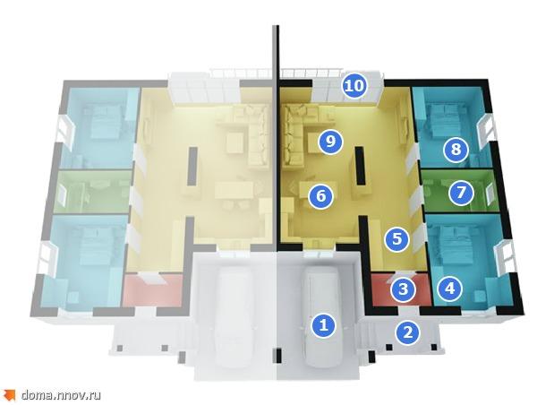 Дуплекс 1 этаж с отделкой (маркер).jpg
