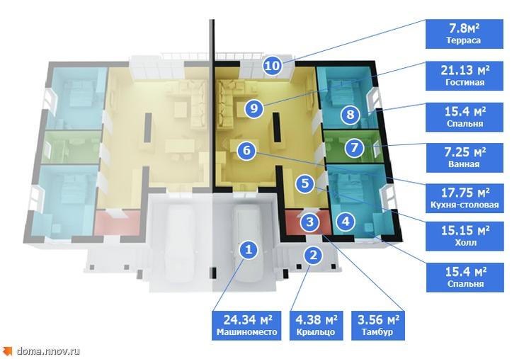 Дуплекс 1 этаж с отделкой.jpg