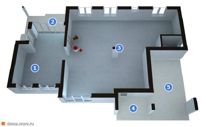 Дом 172 м2 (1 этаж под отделку)маркеры.jpg