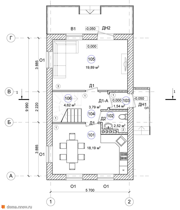 Дом 96 м2 (6)