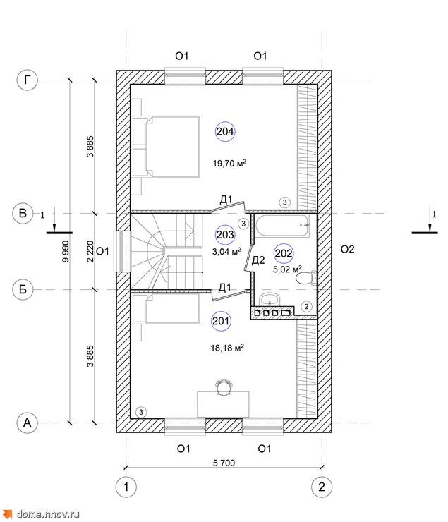 Дом 96 м2 (7)