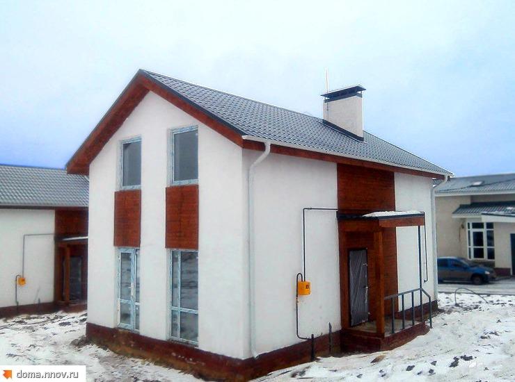 Дом 96-100 м2