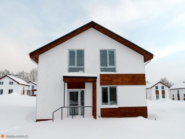 Дом 140 м2 - 15