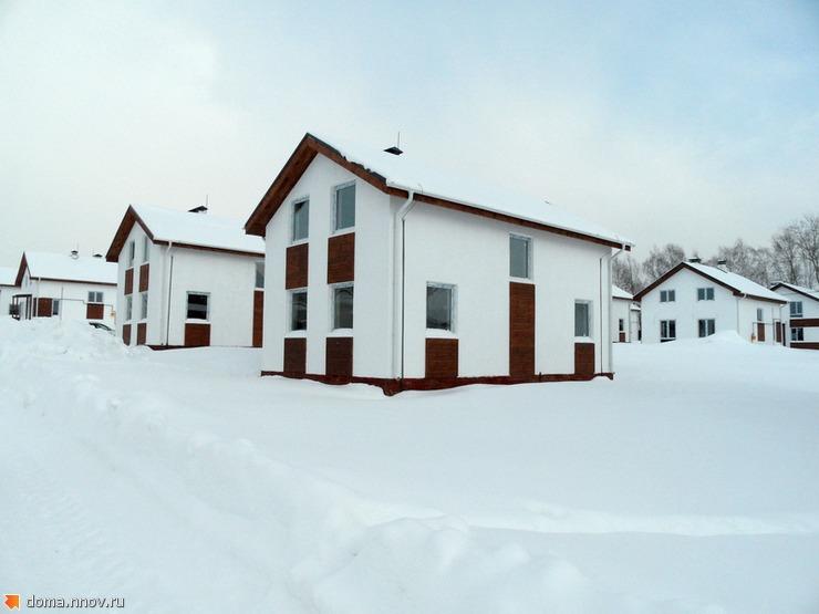 Дом 100 м2 - 10
