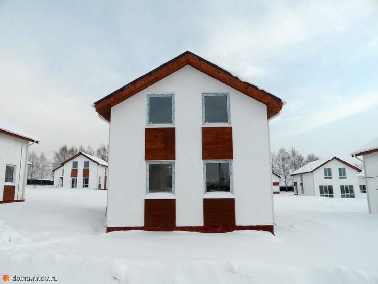 Дом 100 м2 - 11