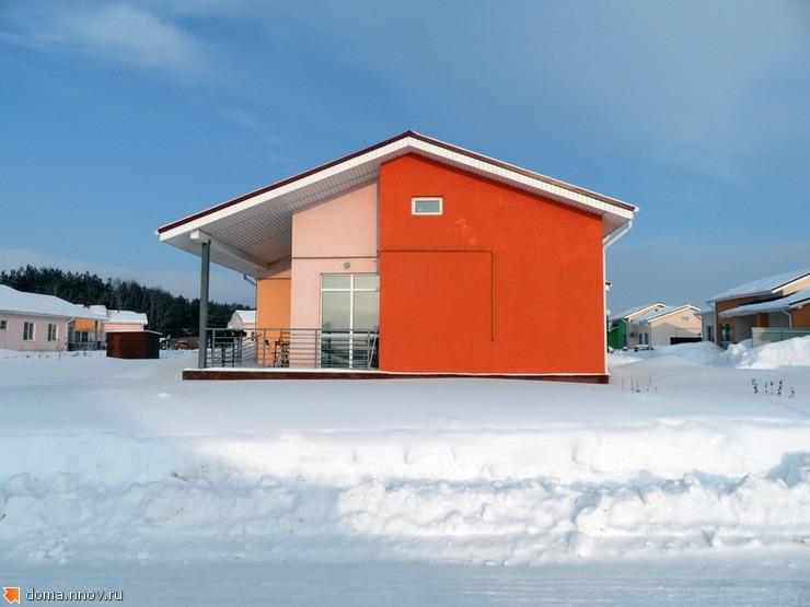 Дом 172 м2 - 54