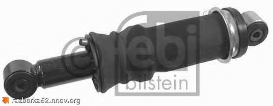 89200635152 Амортизатор (пневмо) подвески кабины задний Вольво Volvo FH 12, 1075076, 3172985