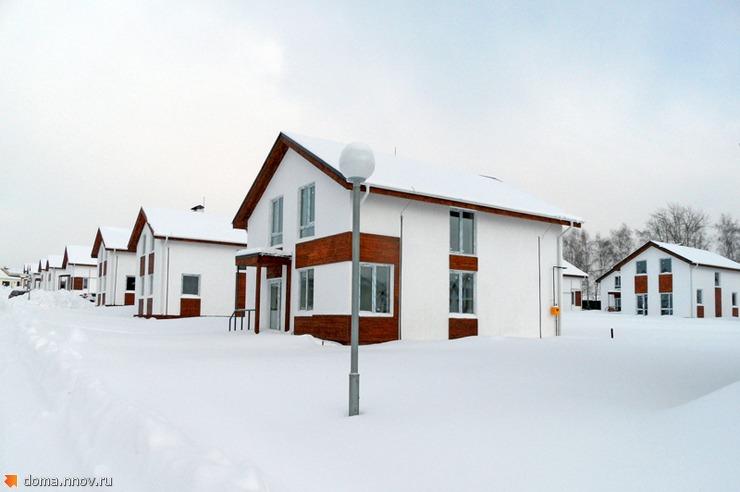 Дом 123,3 м2