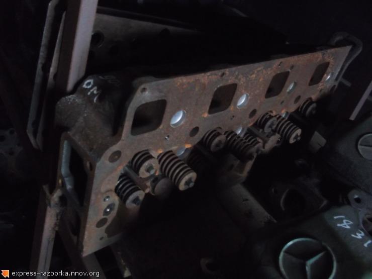 6639 ГБЦ (головка блока цилиндров) 9040109520  Mercedes OM904 Мерседес.JPG