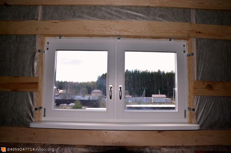 Окна из дерева со стеклопакетом.JPG