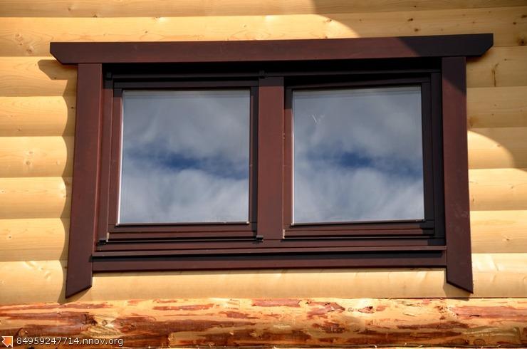 Окна деревянные со стеклопакетом.JPG