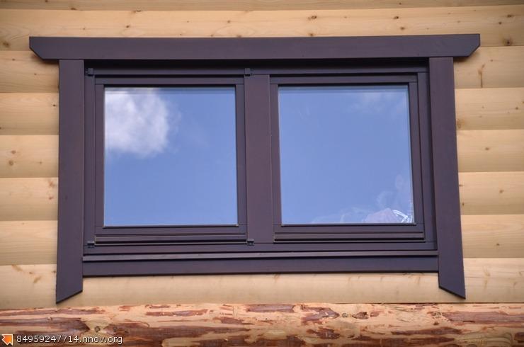 Деревянное окно со стеклопакетом.JPG