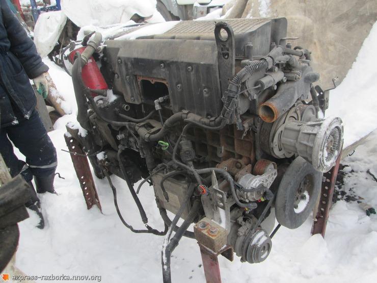 22067 Двигатель CURSOR8 курсор 8 350 лошадей IVECO STRALIS.JPG