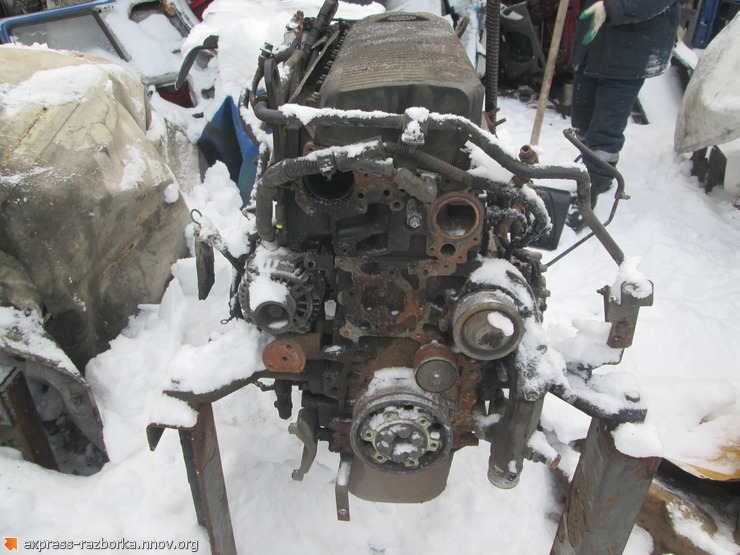 22074 Двигатель CURSOR8 курсор 8 350 лошадей IVECO STRALIS.JPG