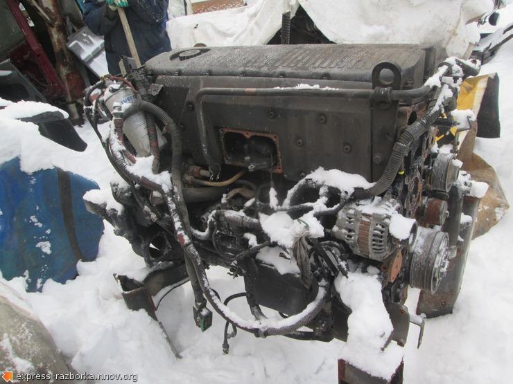 22075 Двигатель CURSOR8 курсор 8 350 лошадей IVECO STRALIS.JPG