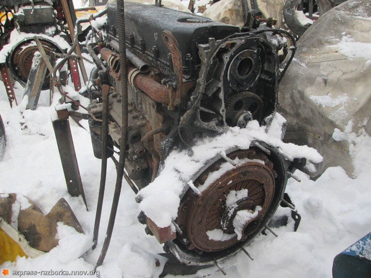 22077 Двигатель CURSOR8 курсор 8 350 лошадей IVECO STRALIS.JPG