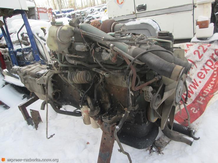 22083 Двигатель TD103ES 320 лошадей первый комплект VOLVO FL10.JPG