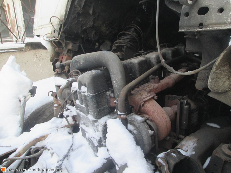 22104 Двигатель DS906L06 SCANIA93.JPG