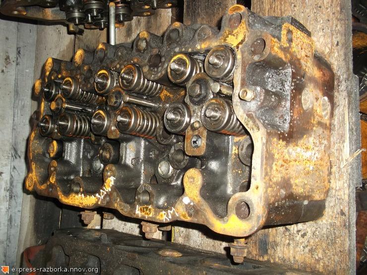 6636 ГБЦ (головка блока цилиндров) 5200503498 5001859221 Renault Magnum E-Tech Mack 400 440 480 Рено магнум фото 2.JPG