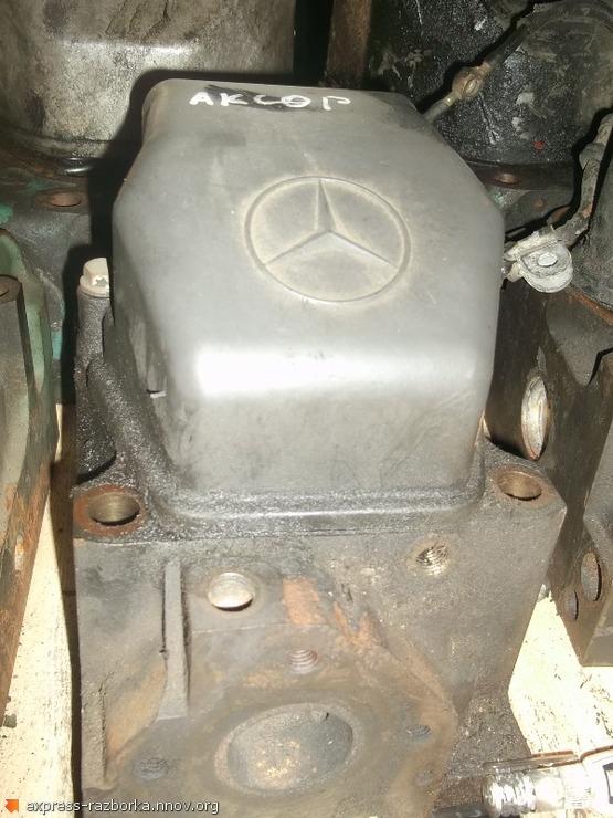 6638 ГБЦ головка блока цилиндров 4600101820 4600100620 OM457 Mercedes  Мерседес.JPG