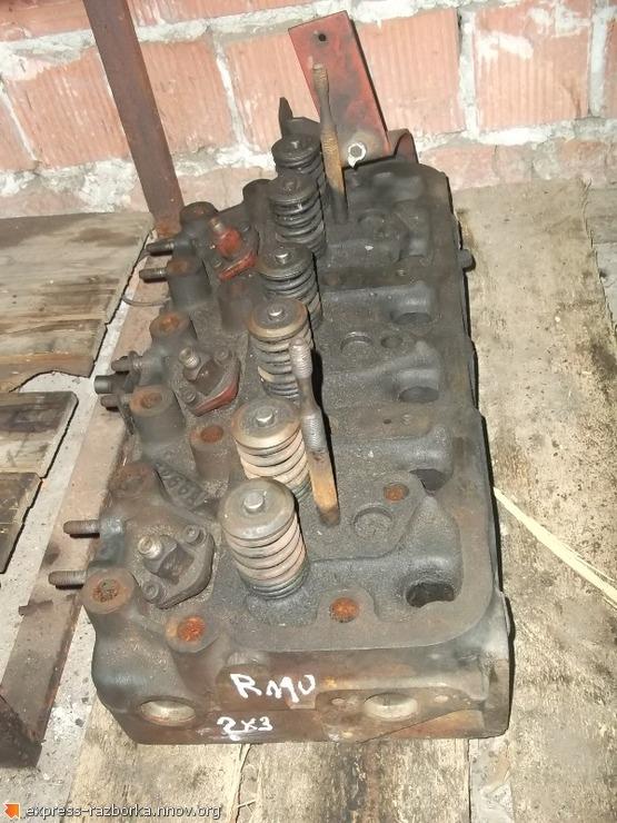 6642 ГБЦ головка блока цилиндров 5001830969 5000378928 Renault Major Рено мажор.JPG