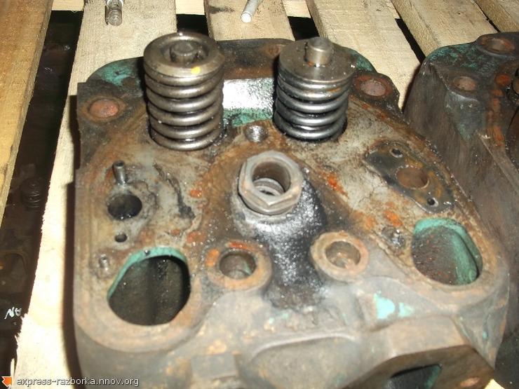 8397 ГБЦ головка блока 1523419 1319876 DSC14 Scania 2 3 скания фото 2.JPG