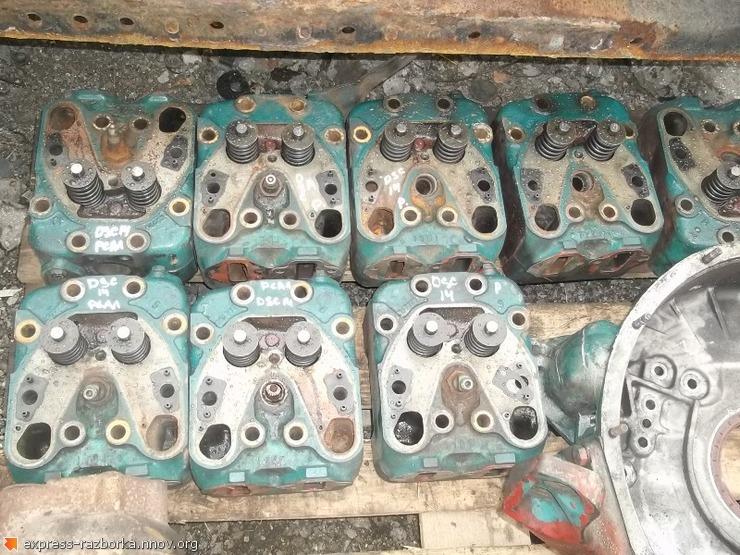8397 ГБЦ головка блока 1523419 1319876 DSC14 Scania 2 3 скания фото 3.JPG