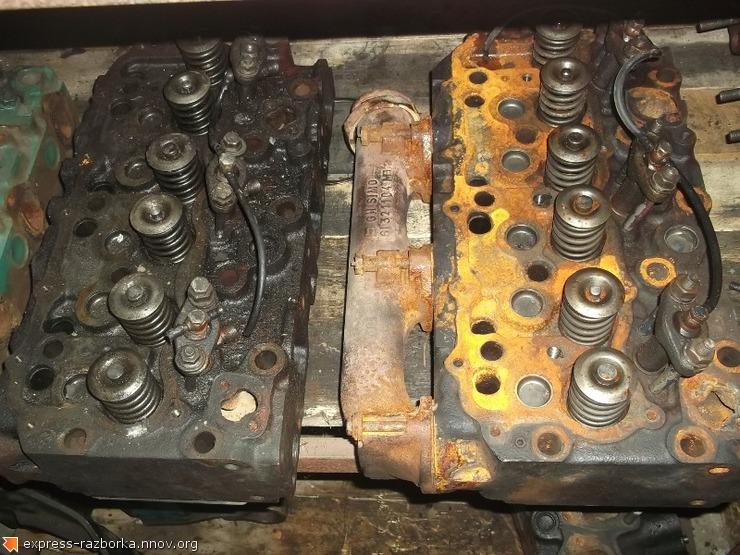 8457 головка блока цилиндров 61320064 Iveco 400E38 Eurotech Magirus Ивеко фото3.JPG