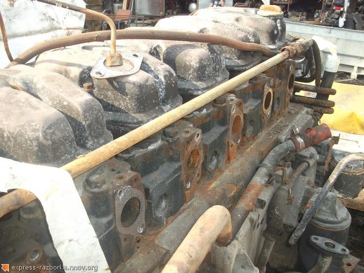 9487 ГБЦ головка блока 1846591 2132504 DC11 DSC12 Scania 4 скания фото 3.JPG