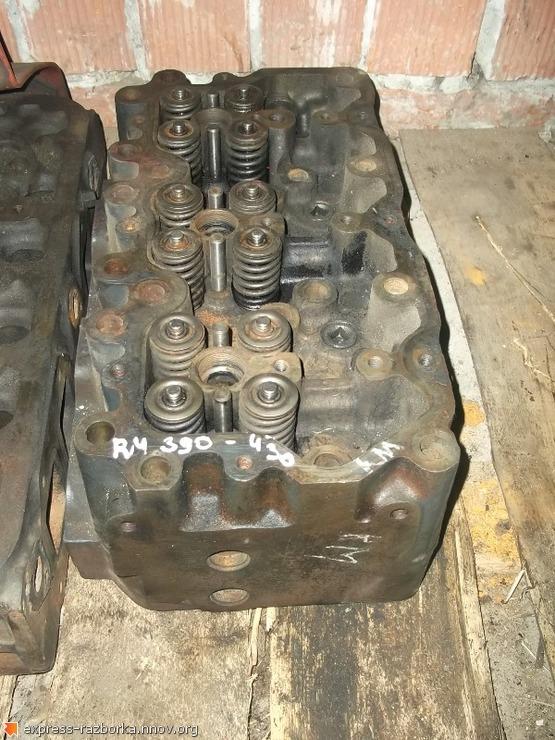 9498 ГБЦ головка блока цилиндров 5001834869 5001846739 Renault Magnum Рено магнум.JPG