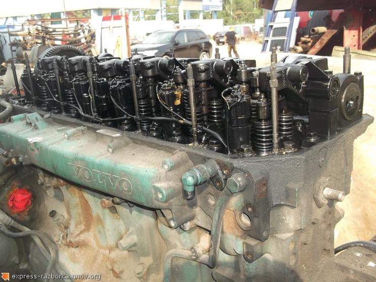 9501 ГБЦ головка блока цилиндров 20561911 2053565 3165239 Volvo D12C вольво.JPG
