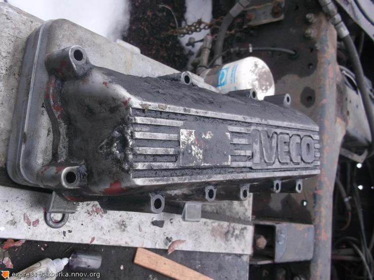 2578 Крышка клапанная 61316199  IVECO Eurotech ивеко евротех.JPG