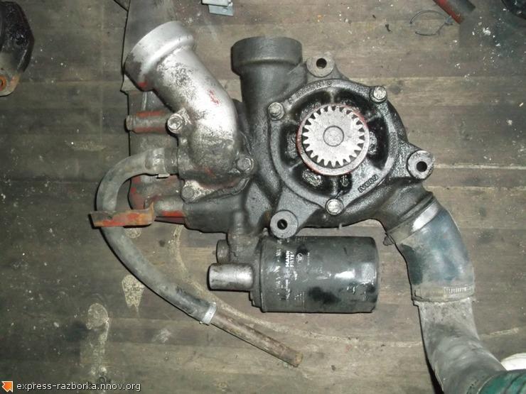 10238 насос системы охлаждения (помпа водяная) 926303 02 61320292 Iveco ивеко.jpg
