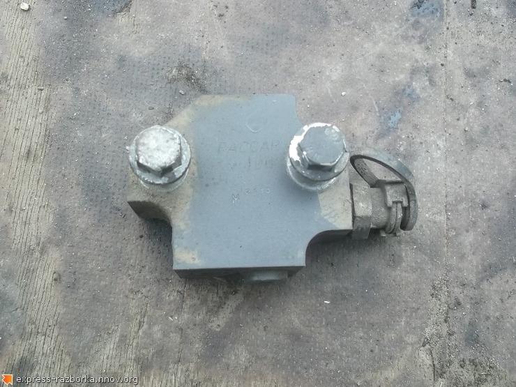 9342 Клапан регулировки давления топлива 1819070 DAF XF 105 даф.JPG