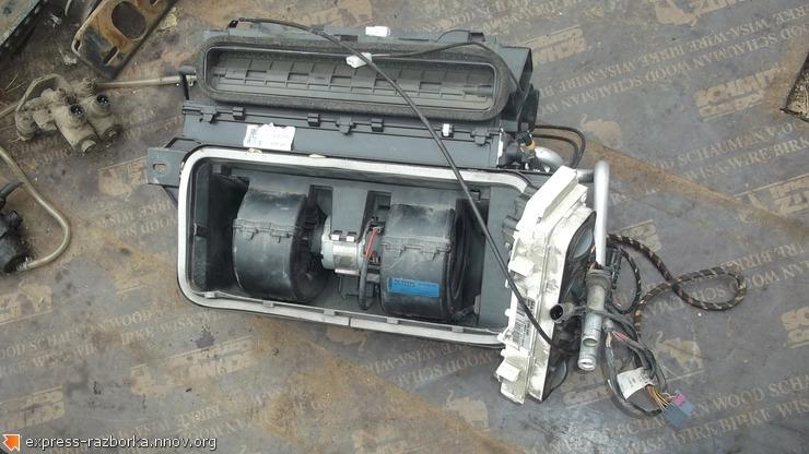 9182 81619006395 печка отопителя кабины в сборе MAN TGA.JPG