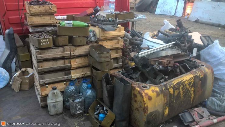 Авторазборка грузовиков в Нижнем Новгороде Лесная Поляна 19  ДАФ АТИ.jpg