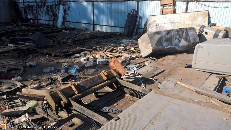 Авторазборка грузовиков в Нижнем Новгороде Лесная Поляна 19 MERCEDES ACTROS 89051969780.jpg