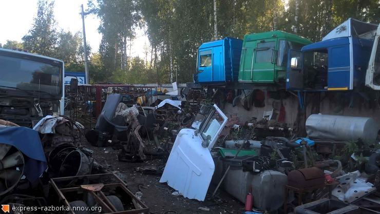 Авторазборка грузовиков в Нижнем Новгороде Лесная Поляна 19 рено магнум 390.jpg