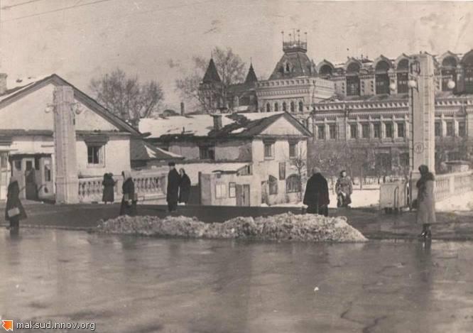 Город Горький, ул. Советская, 1960 год.jpg