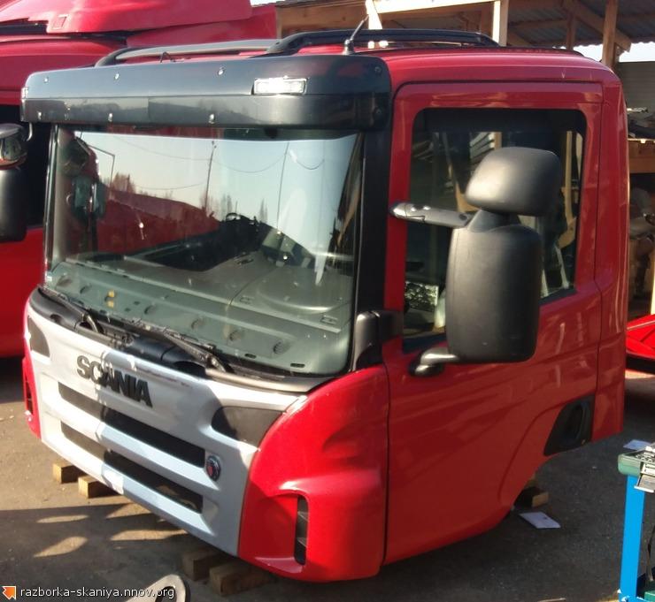 Кабина Scania CP14
