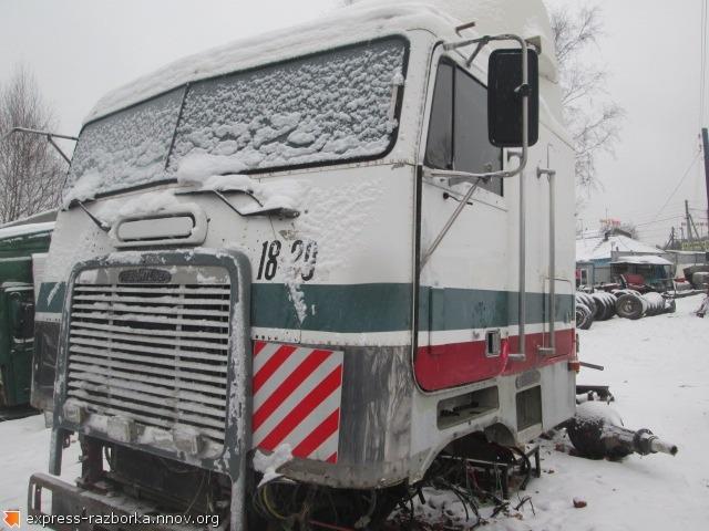 25462 Кабина freightliner FLB FLA FLC B100042T фредлайнер.jpg