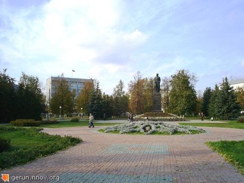 площадь Ф.Э.Дзержинского