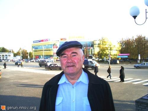 Владимир Герун - Воркутинский поэт