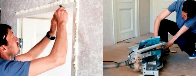 установка дверей спб ploskostspb.ru