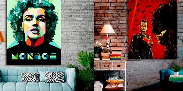 Картины Постеры pih-poh.ru