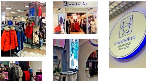 Верхняя одежда от производителя на nw-wear.com