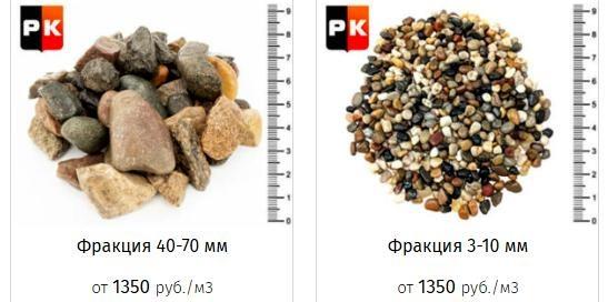 заказ щебня,  гравия,  грунта на pesokoptom.ru