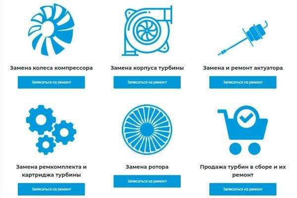 Ремонт турбин 24 в Москве remontturbin24.ru