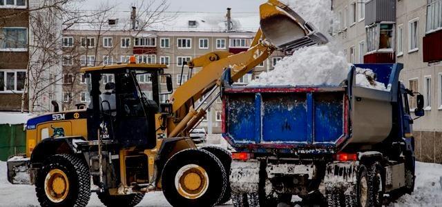 Вывоз Снега trashhunter.ru