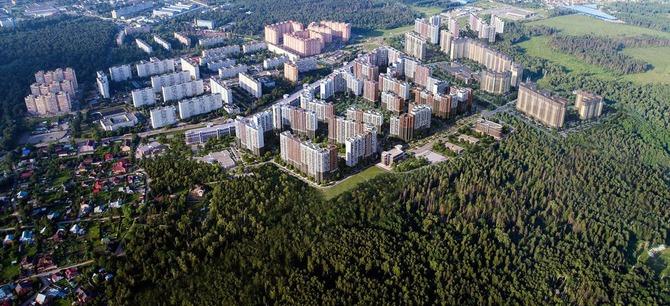 Новоград Павлино МИЦ – идеальное место для комфортной жизни.